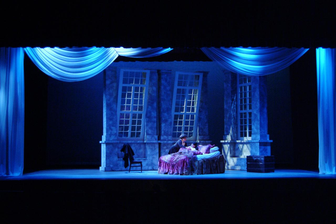 Lighting design la traviata